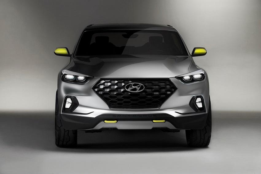 Xe bán tải Hyundai sắp ra mắt với khung gầm dạng thang - 5