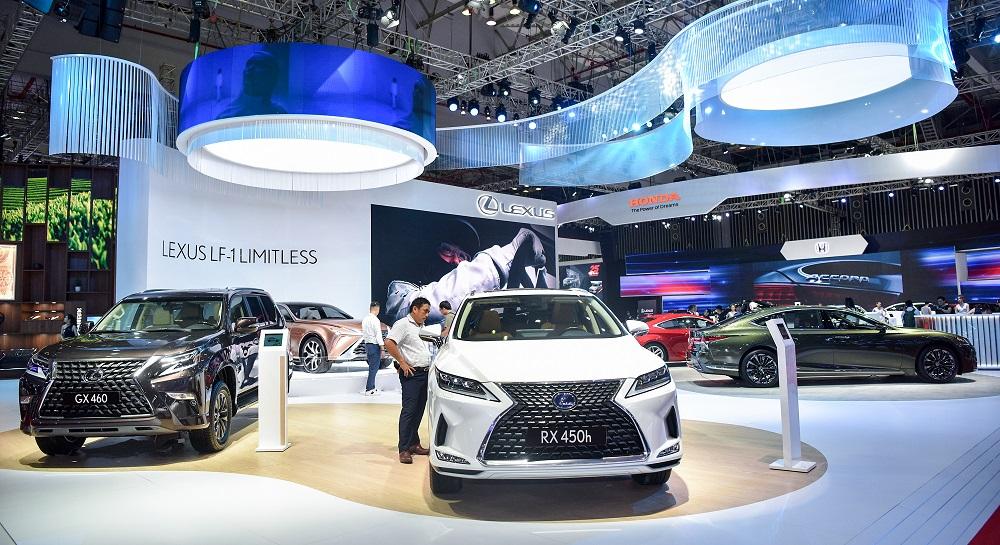 [VMS 2019] Lexus giới thiệu RX và GX mới phiên bản 2020 tại Việt Nam - 6