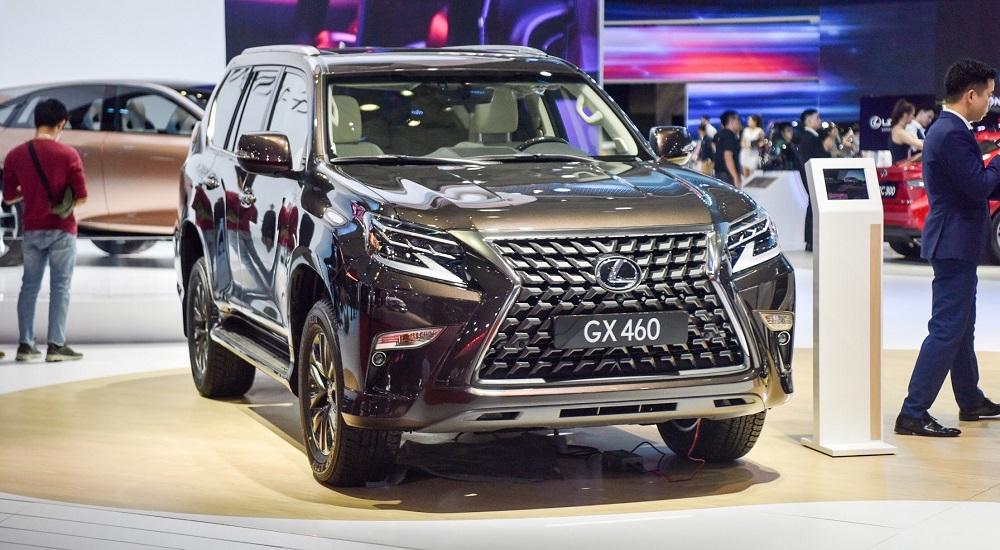 [VMS 2019] Lexus giới thiệu RX và GX mới phiên bản 2020 tại Việt Nam - 2