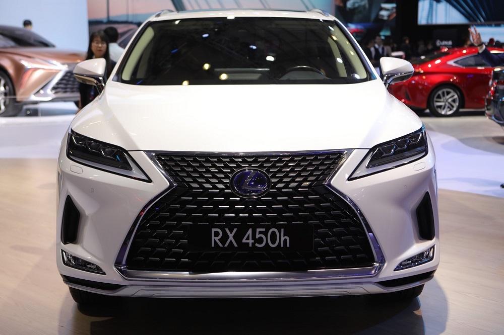[VMS 2019] Lexus giới thiệu RX và GX mới phiên bản 2020 tại Việt Nam - 3