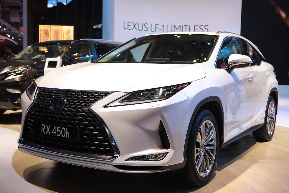 [VMS 2019] Lexus giới thiệu RX và GX mới phiên bản 2020 tại Việt Nam - 4