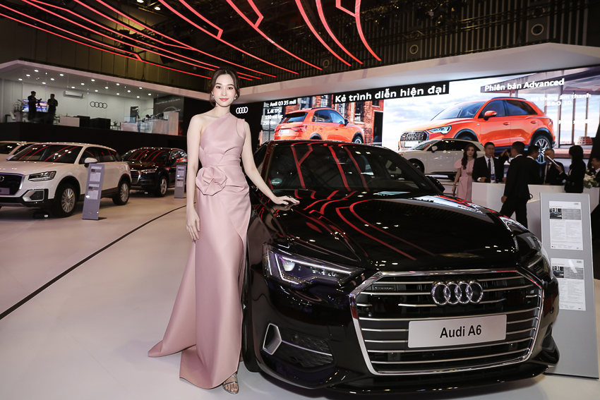 [VMS 2019] Audi Việt Nam ra mắt 6 mẫu xe mới nhất - 4