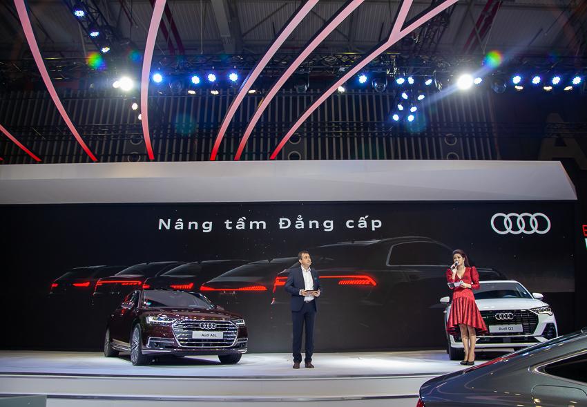 [VMS 2019] Audi Việt Nam ra mắt 6 mẫu xe mới nhất - 6