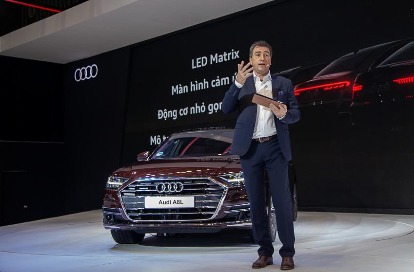 [VMS 2019] Audi Việt Nam ra mắt 6 mẫu xe mới nhất - 7
