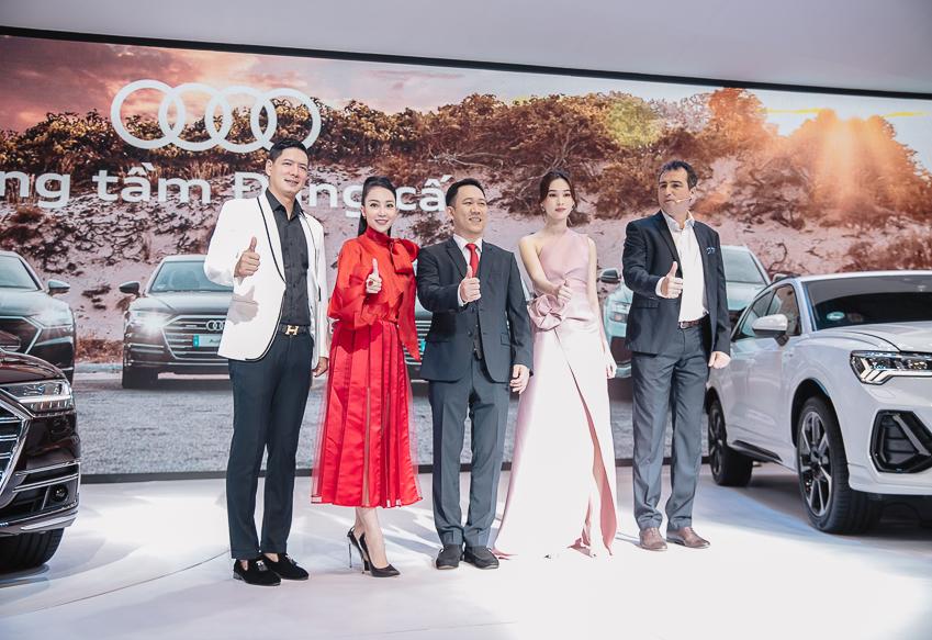 [VMS 2019] Audi Việt Nam ra mắt 6 mẫu xe mới nhất - 1