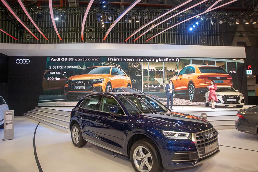 [VMS 2019] Audi Việt Nam ra mắt 6 mẫu xe mới nhất - 8