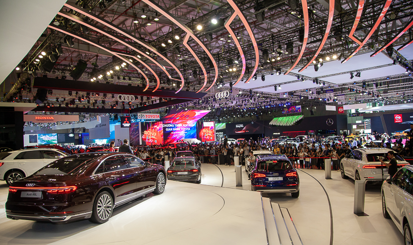 [VMS 2019] Audi Việt Nam ra mắt 6 mẫu xe mới nhất - 13