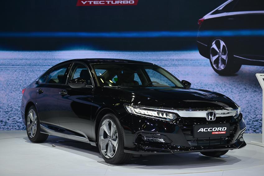 [VMS 2019] Honda Accord 2019 thế hệ mới ra mắt giá từ 1,319 tỉ đồng - 4