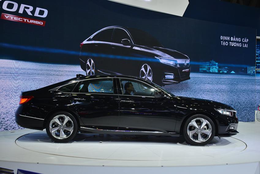 [VMS 2019] Honda Accord 2019 thế hệ mới ra mắt giá từ 1,319 tỉ đồng - 5