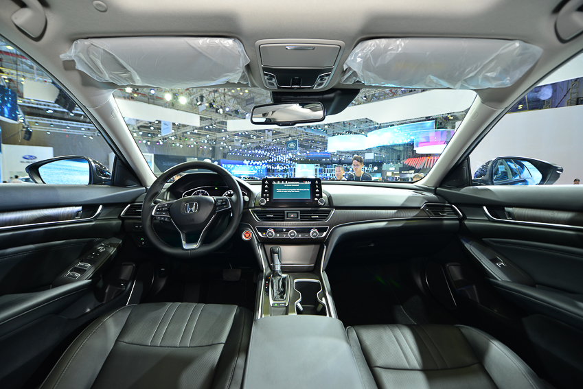 [VMS 2019] Honda Accord 2019 thế hệ mới ra mắt giá từ 1,319 tỉ đồng - 6