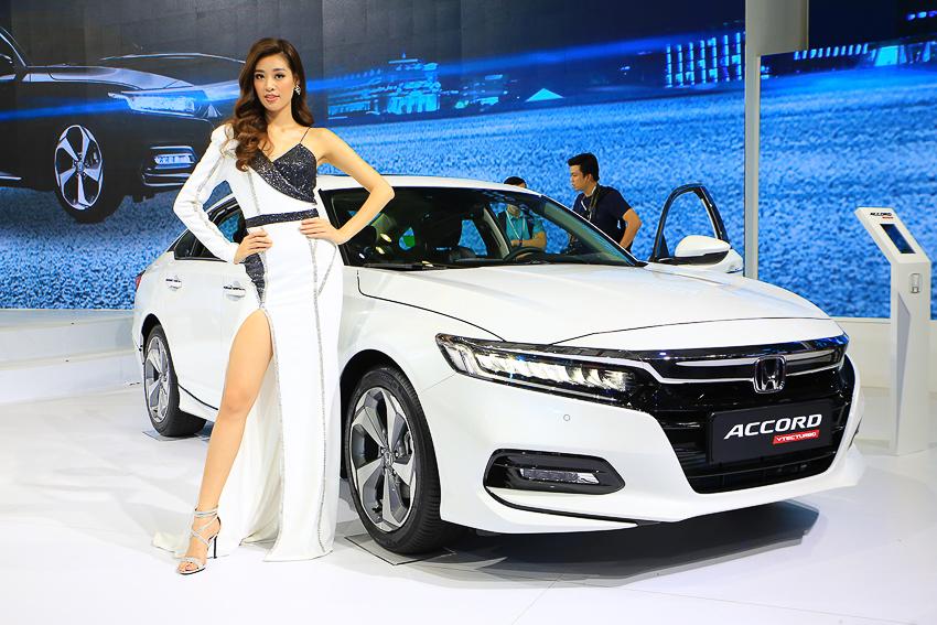 [VMS 2019] Honda Accord 2019 thế hệ mới ra mắt giá từ 1,319 tỉ đồng - 10