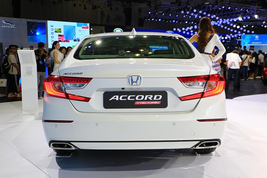 [VMS 2019] Honda Accord 2019 thế hệ mới ra mắt giá từ 1,319 tỉ đồng - 2
