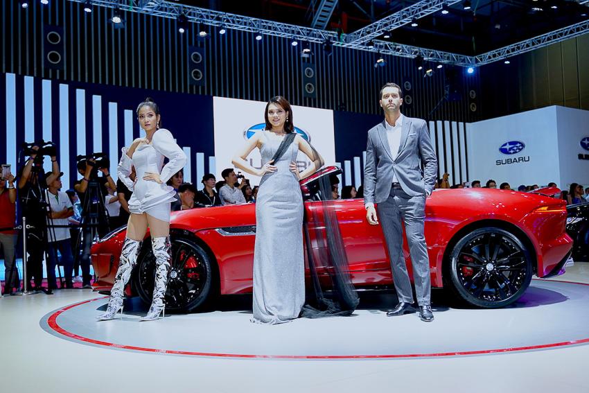 [VMS 2019] Jaguar Land Rover giới thiệu Range Rover Evoque mới và công bố nhà nhập khẩu mới tại Việt Nam - 13