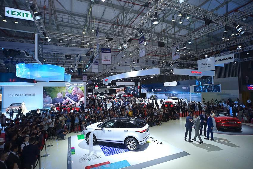 [VMS 2019] Jaguar Land Rover giới thiệu Range Rover Evoque mới và công bố nhà nhập khẩu mới tại Việt Nam - 27