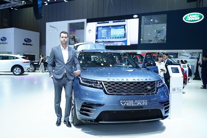 [VMS 2019] Jaguar Land Rover giới thiệu Range Rover Evoque mới và công bố nhà nhập khẩu mới tại Việt Nam - 14