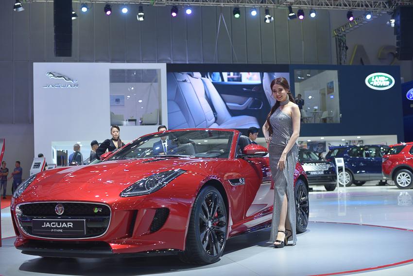 [VMS 2019] Jaguar Land Rover giới thiệu Range Rover Evoque mới và công bố nhà nhập khẩu mới tại Việt Nam  - 17
