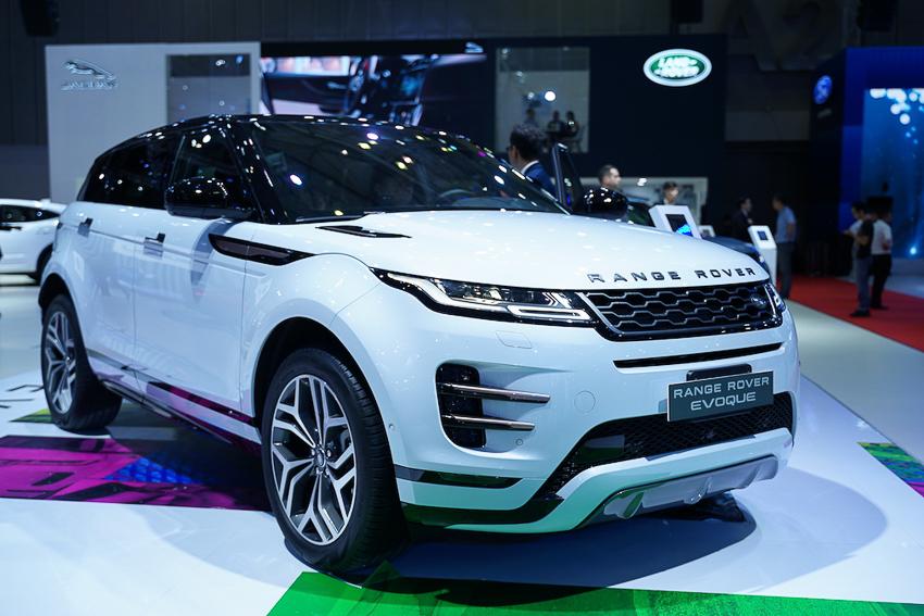 [VMS 2019] Jaguar Land Rover giới thiệu Range Rover Evoque mới và công bố nhà nhập khẩu mới tại Việt Nam - 23