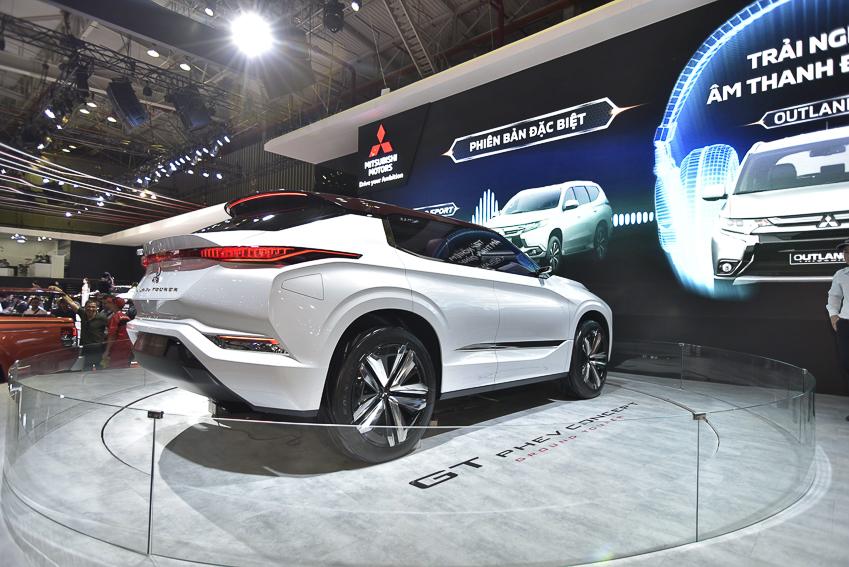 [VMS 2019] Mitsubishi GT-PHEV Concept - công nghệ SUV Hybrid - 10