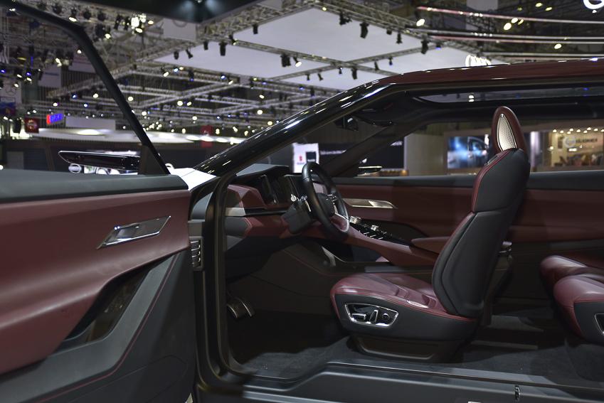 [VMS 2019] Mitsubishi GT-PHEV Concept - công nghệ SUV Hybrid - 1