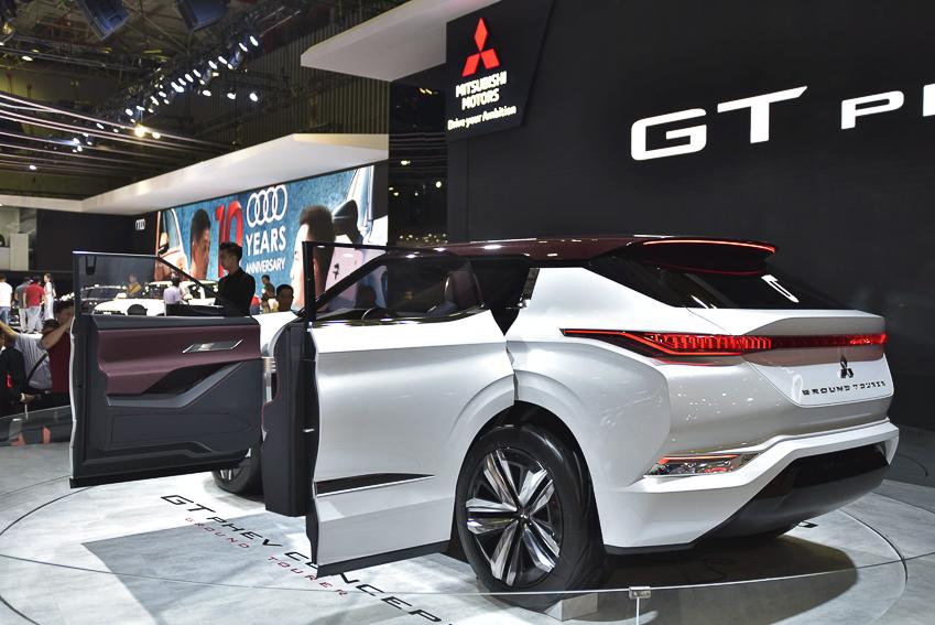 [VMS 2019] Mitsubishi GT-PHEV Concept - công nghệ SUV Hybrid - 7