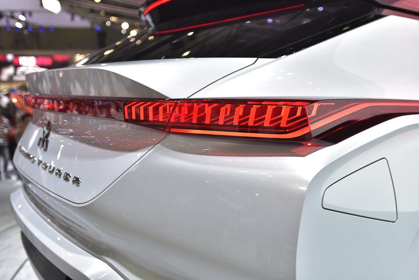 [VMS 2019] Mitsubishi GT-PHEV Concept - công nghệ SUV Hybrid - 5