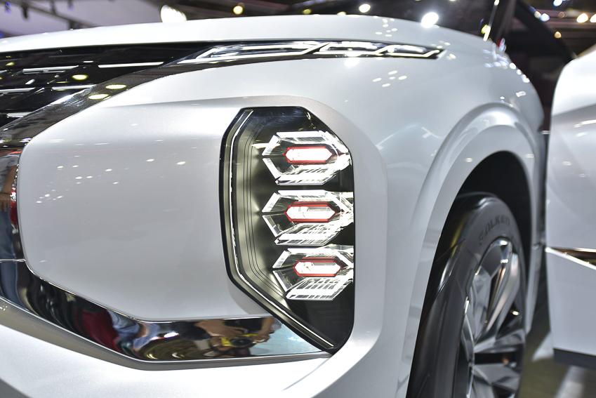[VMS 2019] Mitsubishi GT-PHEV Concept - công nghệ SUV Hybrid - 3