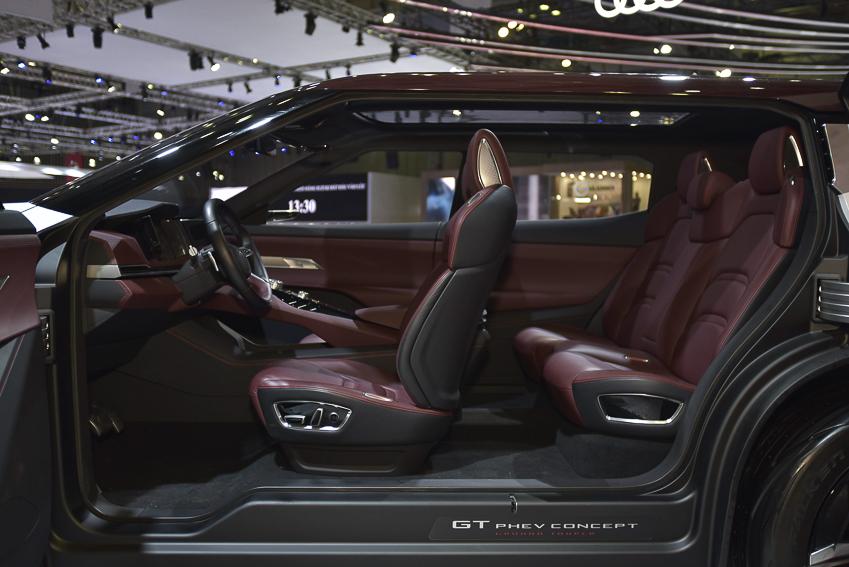 [VMS 2019] Mitsubishi GT-PHEV Concept - công nghệ SUV Hybrid - 2