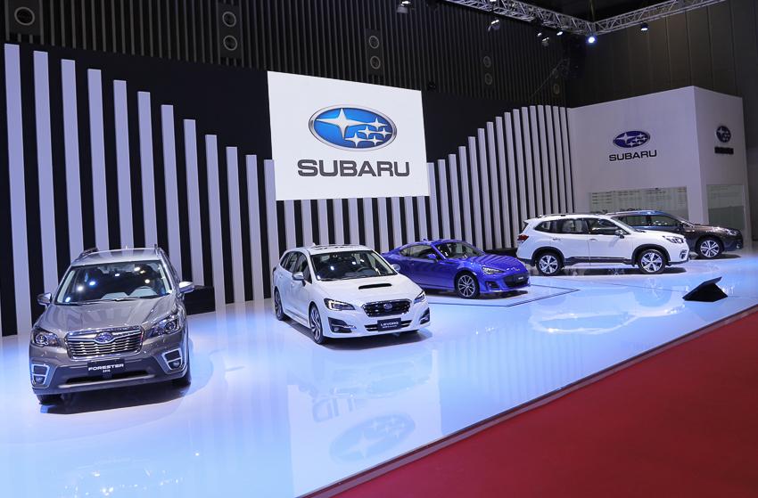 [VMS 2019] Subaru giới thiệu xe thể thao Subaru BRZ Sport coupé 2.0 và Levorg 2.0 GTS MY2020 - 9
