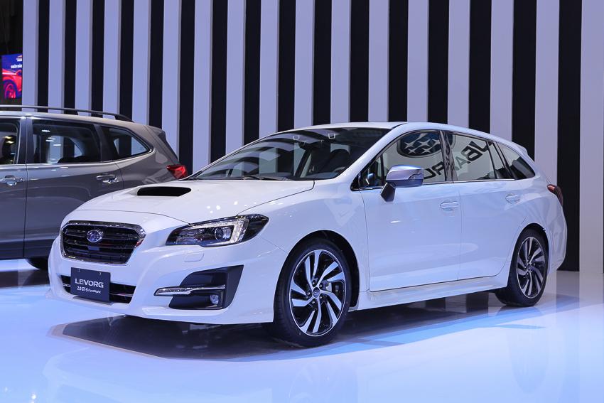 [VMS 2019] Subaru giới thiệu xe thể thao Subaru BRZ Sport coupé 2.0 và Levorg 2.0 GTS MY2020 - 10
