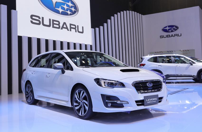 [VMS 2019] Subaru giới thiệu xe thể thao Subaru BRZ Sport coupé 2.0 và Levorg 2.0 GTS MY2020 - 11