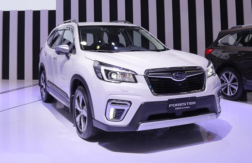 [VMS 2019] Subaru giới thiệu xe thể thao Subaru BRZ Sport coupé 2.0 và Levorg 2.0 GTS MY2020 - 14