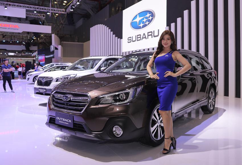 [VMS 2019] Subaru giới thiệu xe thể thao Subaru BRZ Sport coupé 2.0 và Levorg 2.0 GTS MY2020 - 3