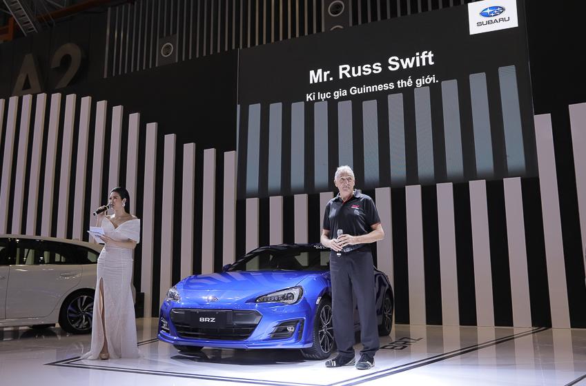 [VMS 2019] Subaru giới thiệu xe thể thao Subaru BRZ Sport coupé 2.0 và Levorg 2.0 GTS MY2020 - 6