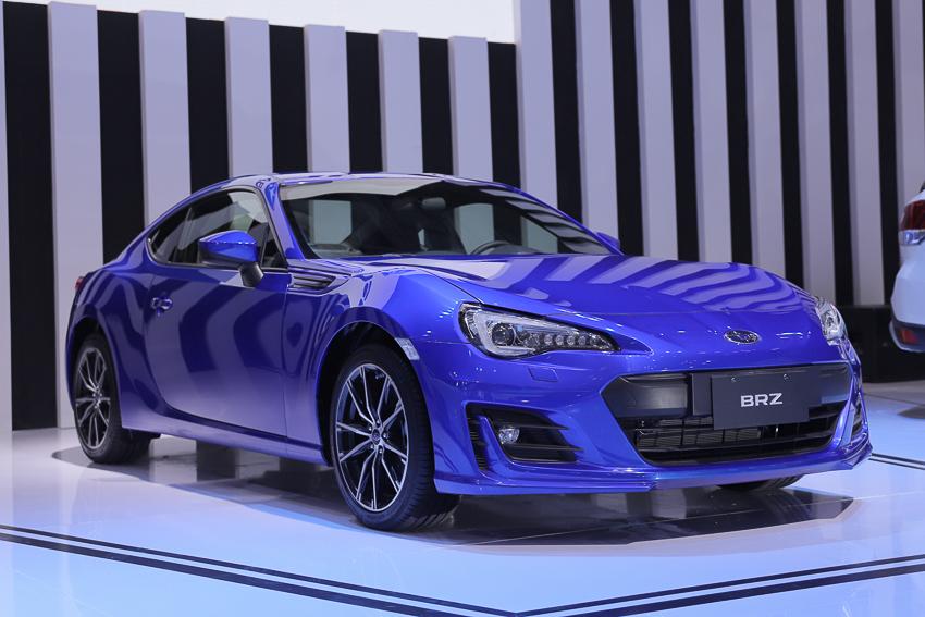 [VMS 2019] Subaru giới thiệu xe thể thao Subaru BRZ Sport coupé 2.0 và Levorg 2.0 GTS MY2020 - 8