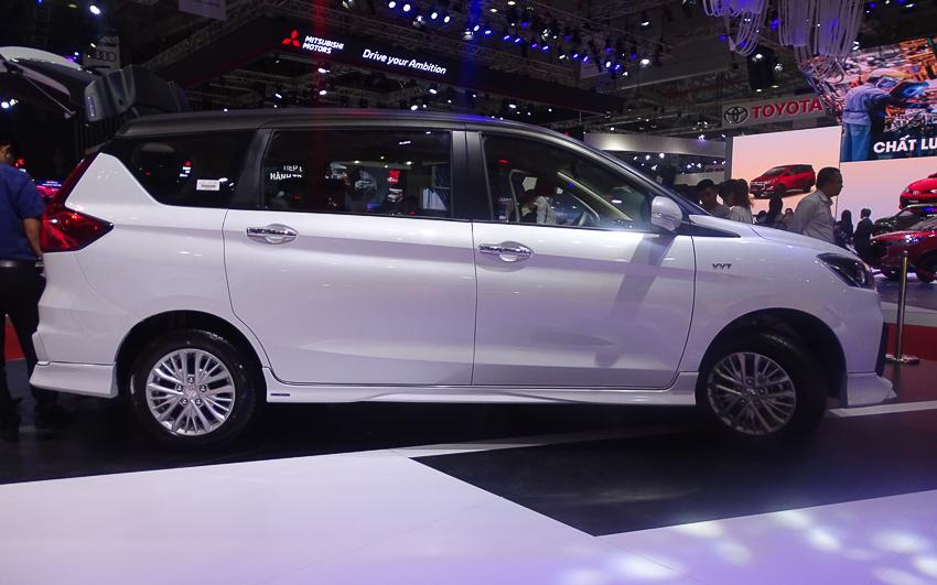 [VMS 2019] Suzuki Việt Nam giới thiệu dàn xe đầy màu sắc, tiết kiệm xăng - 13