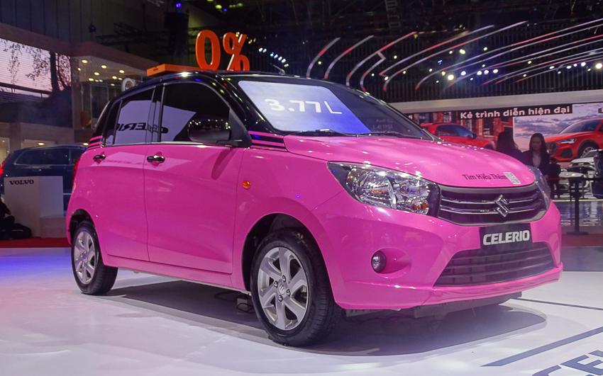 [VMS 2019] Suzuki Việt Nam giới thiệu dàn xe đầy màu sắc, tiết kiệm xăng - 8