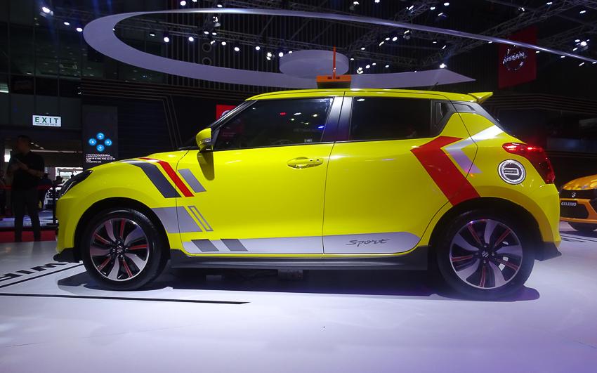[VMS 2019] Suzuki Việt Nam giới thiệu dàn xe đầy màu sắc, tiết kiệm xăng - 9
