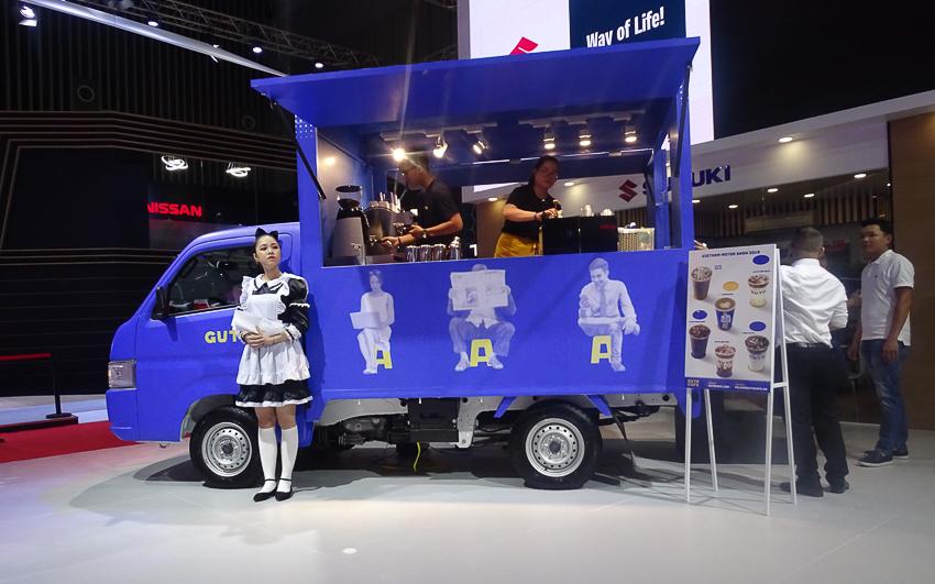 [VMS 2019] Suzuki Việt Nam giới thiệu dàn xe đầy màu sắc, tiết kiệm xăng - 10
