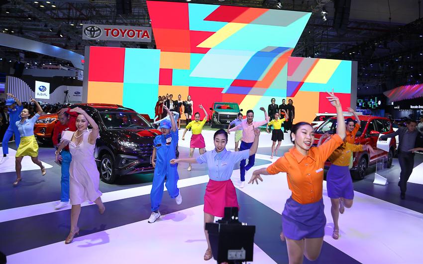 [VMS 2019] Toyota giới thiệu mẫu xe ý tưởng TJ Cruiser - 10