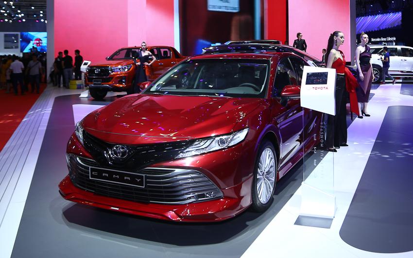 [VMS 2019] Toyota giới thiệu mẫu xe ý tưởng TJ Cruiser - 12