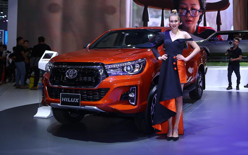 [VMS 2019] Toyota giới thiệu mẫu xe ý tưởng TJ Cruiser - 13