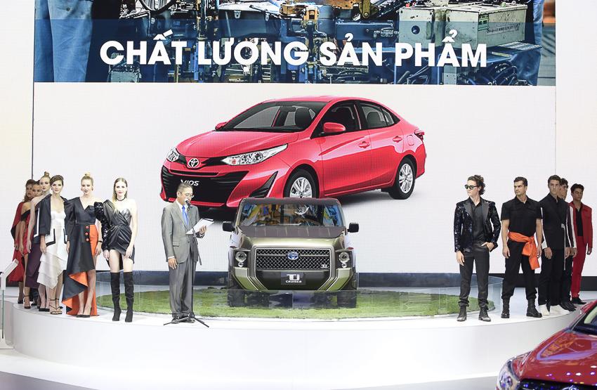 [VMS 2019] Toyota giới thiệu mẫu xe ý tưởng TJ Cruiser - 2