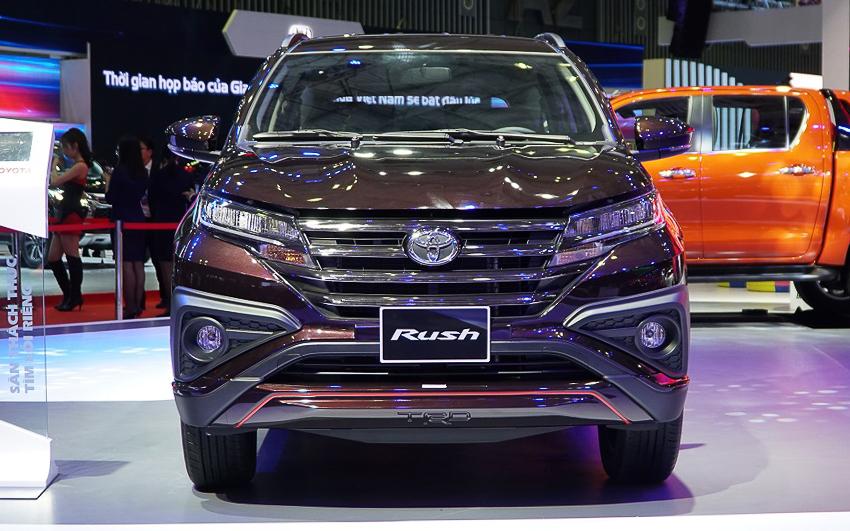 [VMS 2019] Toyota giới thiệu mẫu xe ý tưởng TJ Cruiser - 5