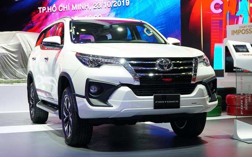 [VMS 2019] Toyota giới thiệu mẫu xe ý tưởng TJ Cruiser - 7