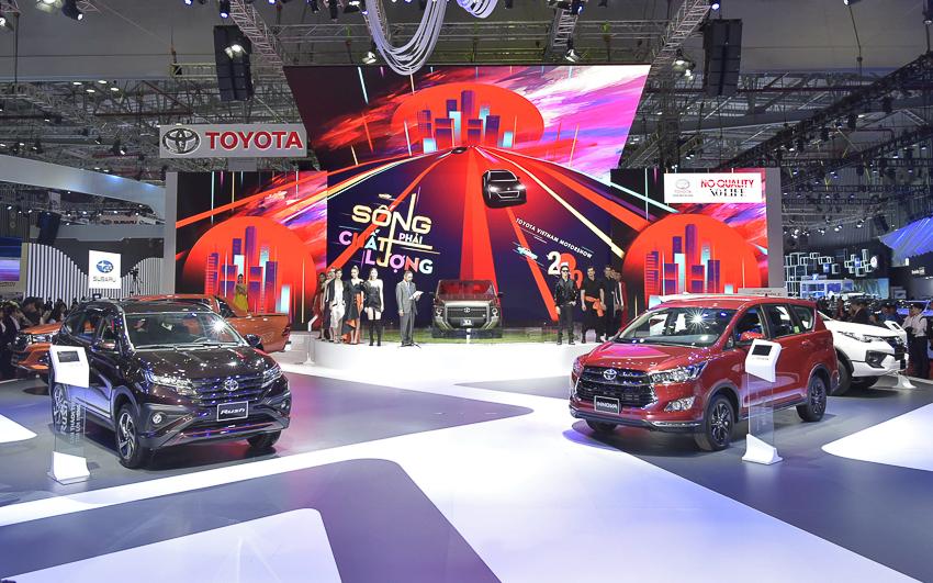 [VMS 2019] Toyota giới thiệu mẫu xe ý tưởng TJ Cruiser - 8