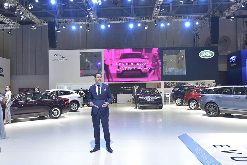 [VMS 2019] Jaguar Land Rover giới thiệu Range Rover Evoque mới và công bố nhà nhập khẩu mới tại Việt Nam - 24