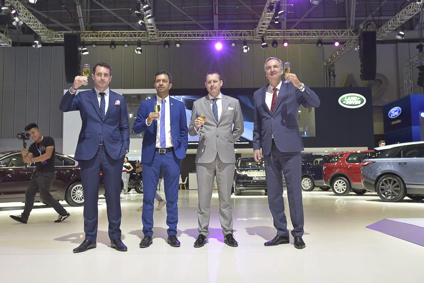 [VMS 2019] Jaguar Land Rover giới thiệu Range Rover Evoque mới và công bố nhà nhập khẩu mới tại Việt Nam - 26