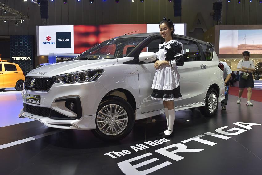 [VMS 2019] Suzuki Việt Nam giới thiệu dàn xe đầy màu sắc, tiết kiệm xăng - 3
