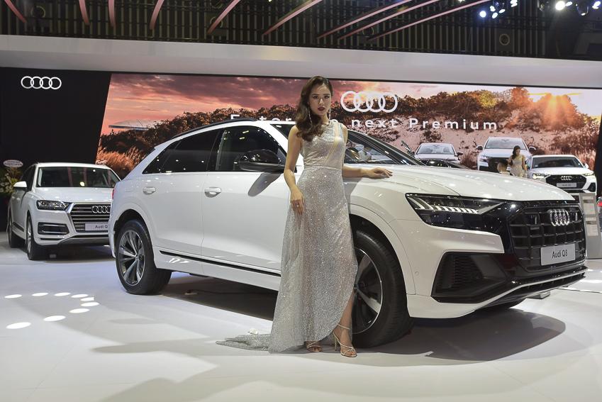 [VMS 2019] Audi Việt Nam ra mắt 6 mẫu xe mới nhất - 12