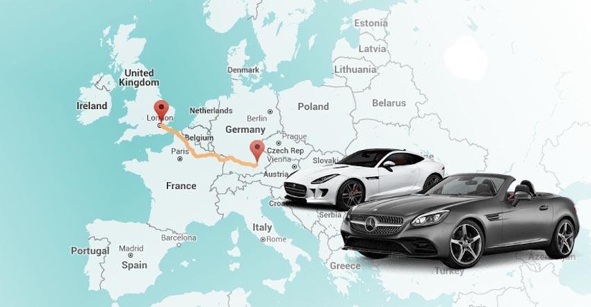 Ma trận thuê xe tự lái châu Âu: để không sợ hãi - 2